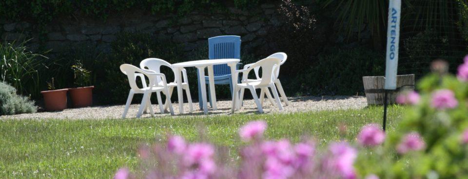 Des terrasses privatives et un grand jardin pour profiter des extérieurs